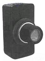 Tork 3000 120 VAC 2000 W Tungsten SPST Flush Mount Lighting Photocontrol