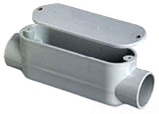 PVC Conduit 2-PVC-C Fitting