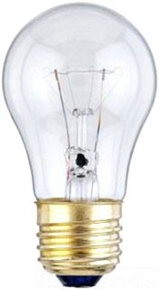 WEST 0450100 15A15 130V LAMP CLEAR #04501