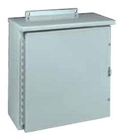 WIEG RHC161206 N3R HNGD CVR ENCL 16x12x06 R/T ENCLOSUR (LESS PANEL)