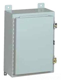 WIEG N12162006 WALL MOUNT ENCLOSURE ONE DOOR HEIGHT 16 INCH WIDTH 20 INCH DEP NEMA12