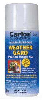 CARLON VC9WG5 SPRAY ON WEATHER GARD RUBBER FILM 4OZ PVC CEMENT