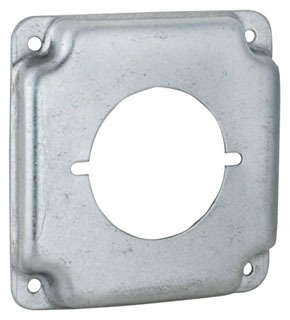 Raco 810C 4IN SQ WORK COVER