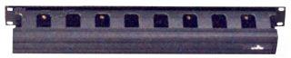 LEV49264-HFO DUCT HORIZ FRONT 1RU, LEVITON 49264-HFO