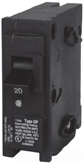 ITE Q130 SP 30A 120/240V CIRCUIT BREAKER