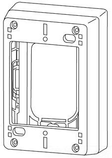 W-MOLD NM2048 NM DEVICE BOX 1G