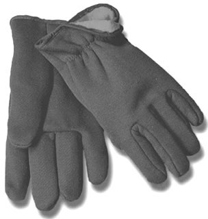 CUL 67648 14oz LINED JERSEY GLOVES RED LINED LARGE