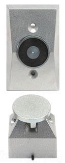 Edwards Signaling 1504-AQN5 24 VAC/VDC 120 VAC Baked Polyester Powder Painted Electromagnetic 1-Door Holder
