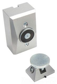 Edwards Signaling 1508-AQN5 24 VAC/VDC 120 VAC Baked Polyester Powder Painted Electromagnetic 1-Door Holder