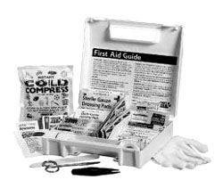 CUL 23300 DELUXE FIRST AID KIT 25 PERSON