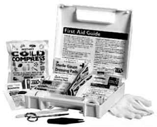 CUL 23298 BASIC FIRST AID KIT 10 PERSON