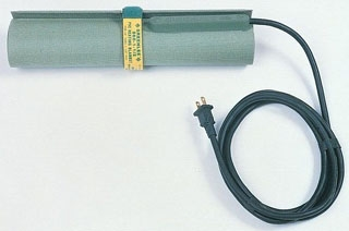 """CURRENT 441 PVC Heating Blanket 1/2"""" to 1-1/2"""" pvc pipe 120vac (similar to Greenlee 860-1-1/2)"""