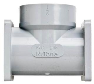 NUTONE CF365 DBL FLGD TEE