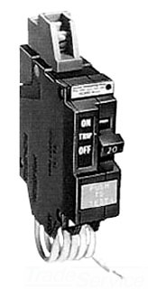 GE TXQC1120WL 1-POLE 120/240V 65K I
