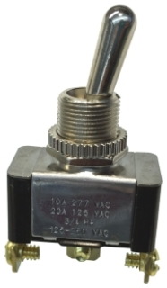 GB GSW-12 SPDT 20A 125V TOGL SWITCH