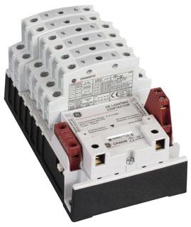 GE Controls 463M80NJA M Hld Lgt 8NO 120V3WMOD120V Coil