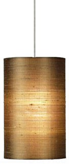 292 700MOFABAZ MONORAIL PENDANT FAB ALMOND 50W BIPIN INCLUDED W ITH 6 FT CABLE ANTIQUE BRONZE FINISH