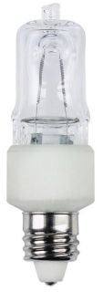WEST 0442300 50T3Q/E11 50W 120V E11 BASE HALOGEN LAMP