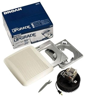 BROAN 690 FAN UPGRADE KIT 60CFM 3.0 SONE