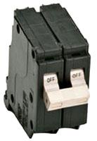 C-H CH2100 100/2 SNAP-IN CIRCUIT BREAKER