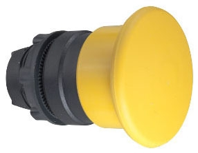 Schneider Electric ZB5AC5 Momentary Mushroom 40MM Yellow