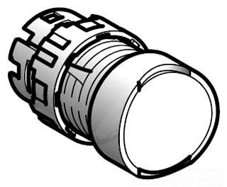 Schneider Electric ZB6AW5 16MM Illum Pb 65168013