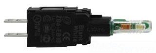 Schneider Electric ZB6EB5A 16MM Lt Mod Yel 65168008