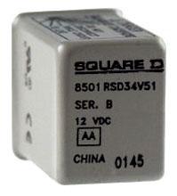 Schneider Electric 8501RSD14V51 Relay 240VAC 5AMP Type R options
