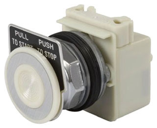 Schneider Electric 9001KR9P35R Pushbutton Operator 30MM Type K options