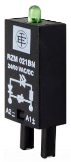 Schneider Electric RZM021FP Relay Module 110230V Rsb options