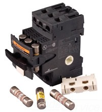 Bussmann OPM-NG-SC3 45MM 3 Phase Fuse Holder Cc Fuses