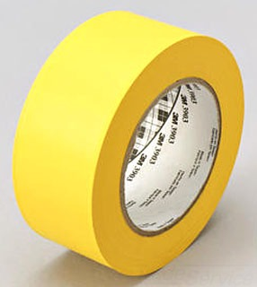 3M 3903-YELLOW-2INX50YD-BULK Tape