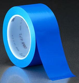 3M 471-BLUE-2INX36YD-BOX PLS TAPE
