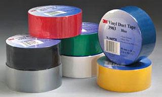 "3M 3903-GRAY-2""X50YD 2 Inch x 50 Yard Duct Tape"