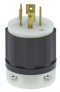 2421 LOCKING PLUG, 20 AMP 3