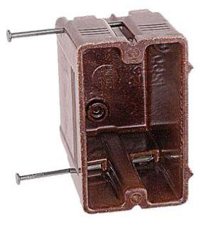 1260 1G 3-5/8D SWITCH BOX