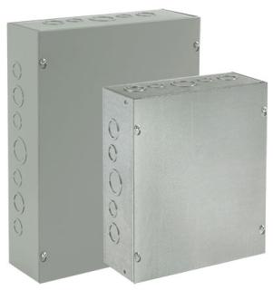 ASG24X24X8NK GALV SC BOX-NO K