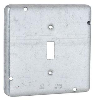 870RAC 4-11/16SQ CVR RSD EXPWK 1)TG