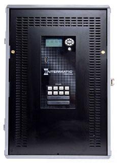 Time Switch, 365 Day Astronomic, SPDT, 8 Circuit, 30 Amp, 120 - 277 Volt, NEMA 1, Gray