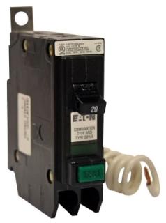 "Type QBAF Bolt-On FIRE-GUARDâ""¢ Arc Fault Circuit Interrupter"