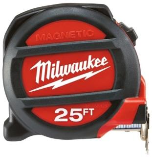 48-22-5125 25 MAGNETIC TAPE MEASURE