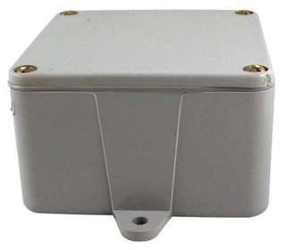 JB442 4X4X2 J-BOX W/GSKT BRASS HARDW