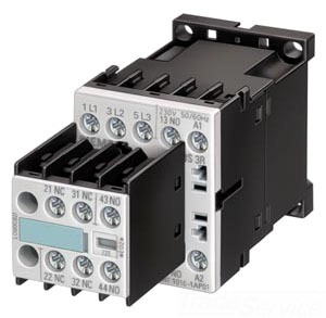 3RT1016-1AB01 9A 24V CONTACTOR
